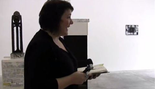 Heather Galbraith - Walters Prize tour 2010 part 1 Image