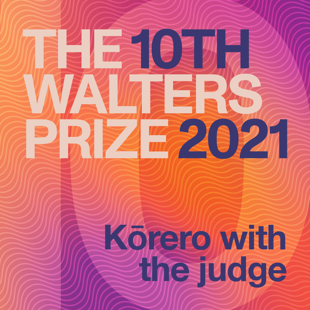 The Walters Prize | Kōrero with the judge