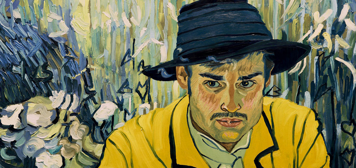 Art Lovers' Film: Loving Vincent