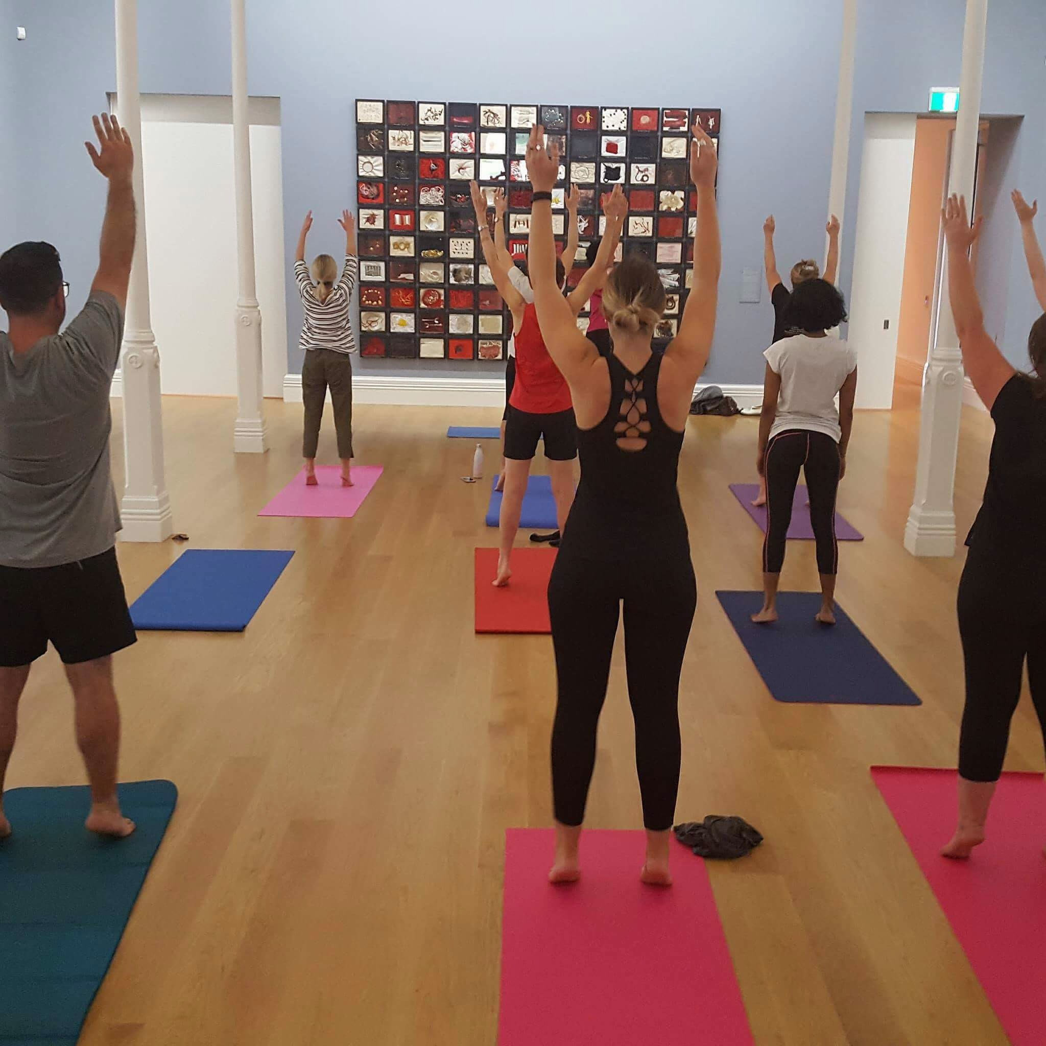 Yoga and Art Immersion
