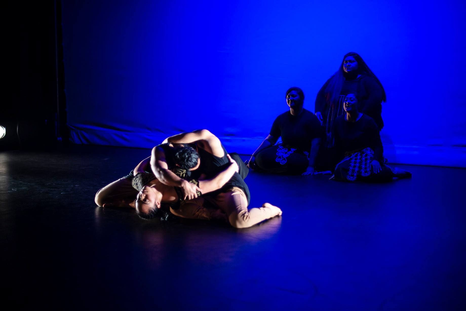 Dance Aotearoa New Zealand Taking Dance To The People – Faith Schuster / Lyncia Muller