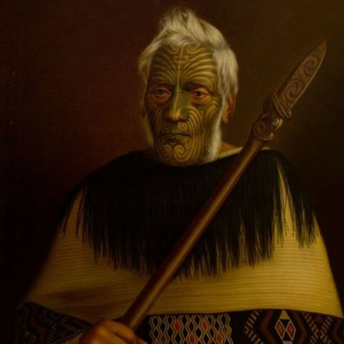 Lindauer's Māori portraits to travel to Europe for first time Image