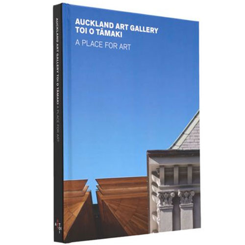 New book celebrates Auckland Art Gallery's award-winning architecture Image
