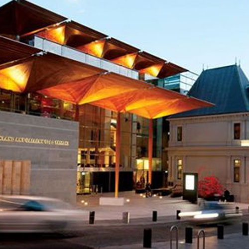 World Architecture Festival names Auckland Art Gallery building of the year Image