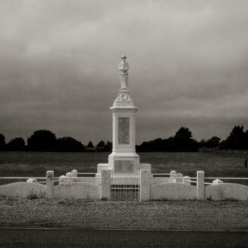 ANZAC Memorial Photographs on Show at Auckland Art Gallery Image