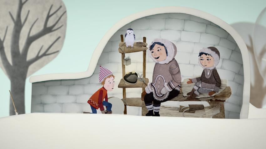 Animated short film screenings