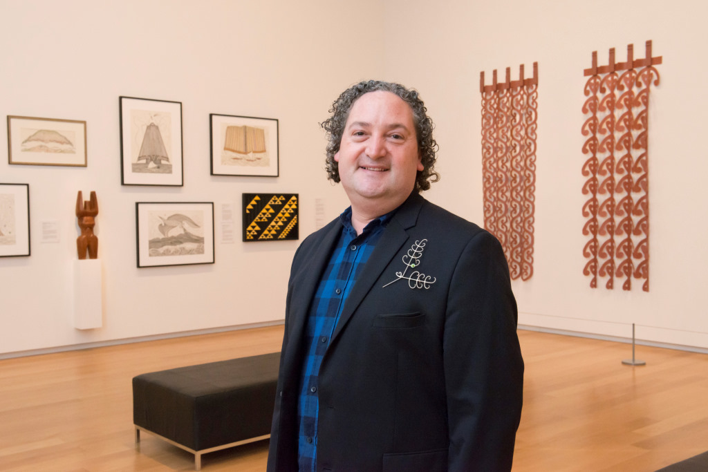 Curator's tour with Nigel Borell – The Māori Portraits