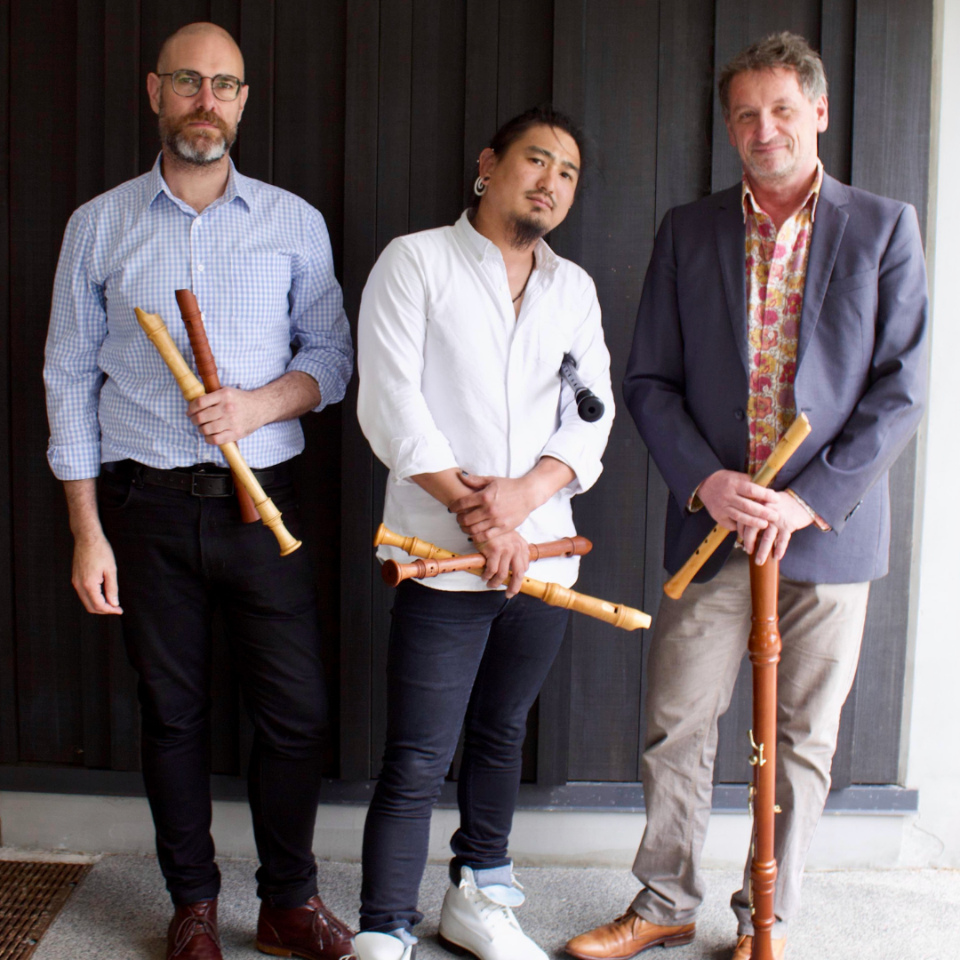 'Rotations' with the NZ Recorder Trio