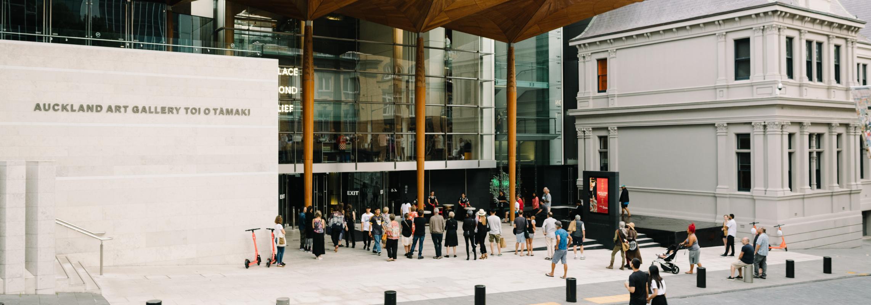 Toi Tū Toi Ora: Contemporary Māori Art | Opening Weekend