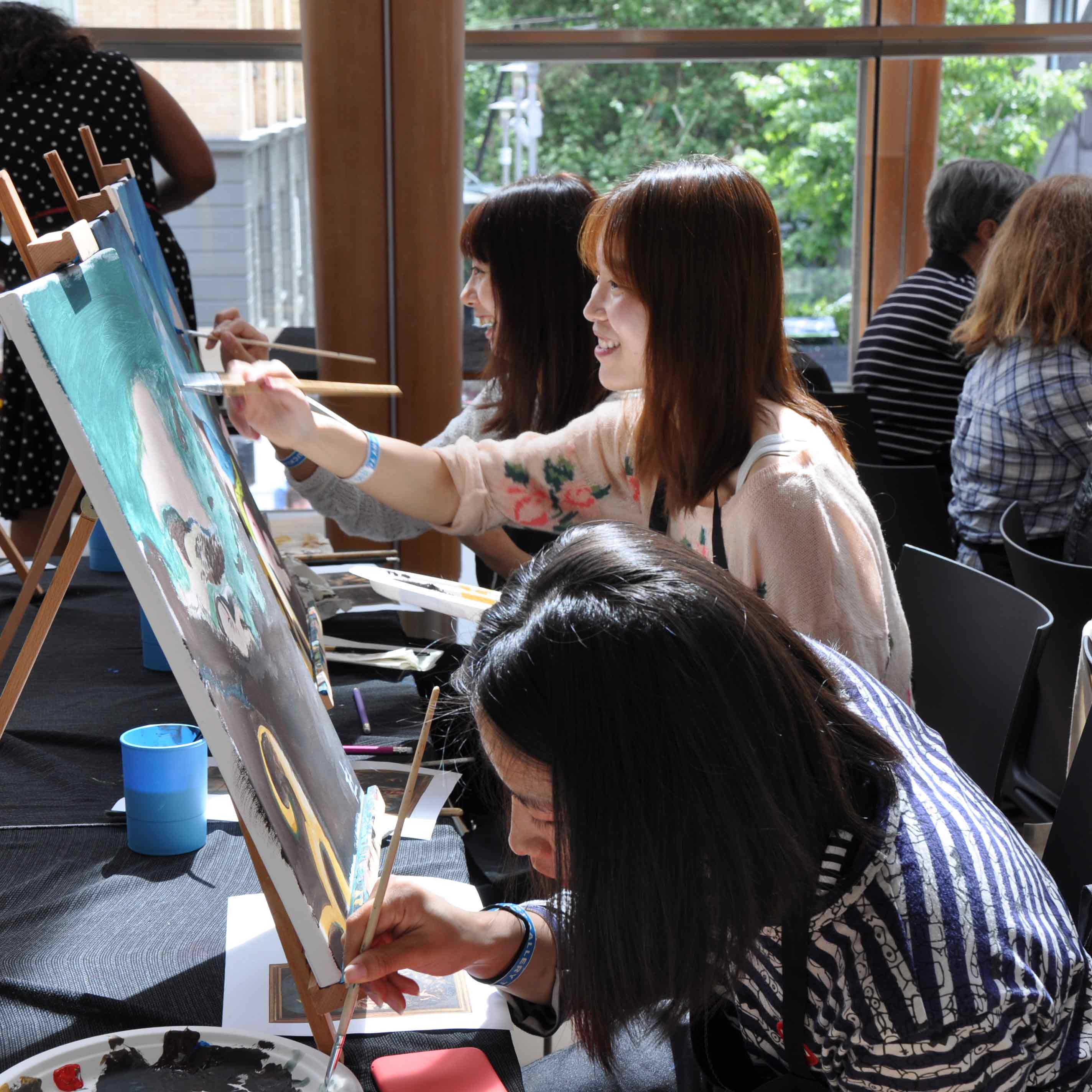 SOLD OUT Painting Workshop: Paint like Frances Hodgkins