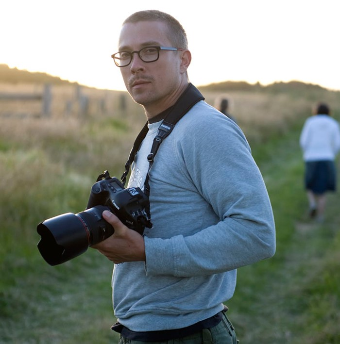 March Photography workshop with Simon Devitt