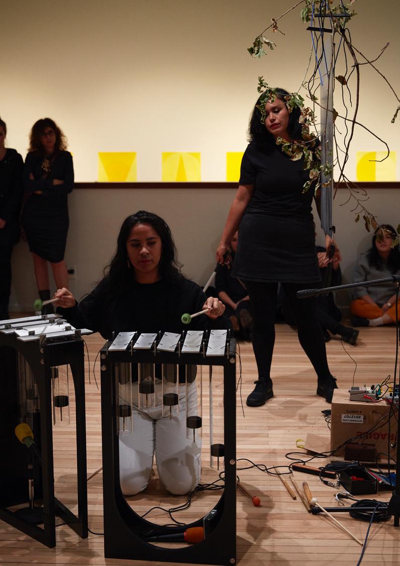Sriwhana Spong's The painter-tailor – Live performance July 3