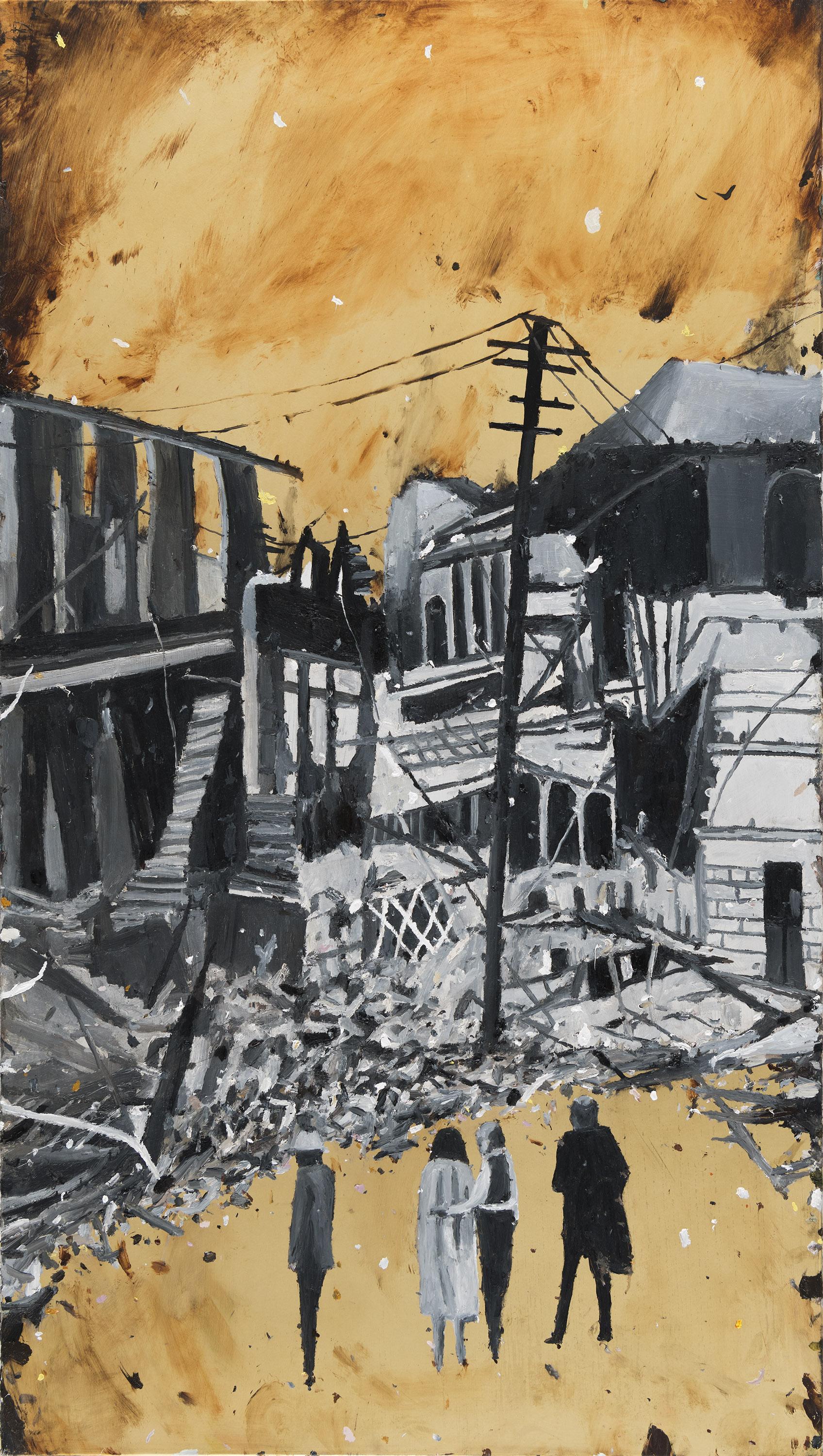 Richard Lewer: Collective Memory