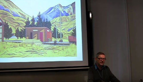 Rita Angus' Landscapes: A Lecture by Ron Brownson Image