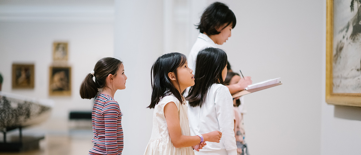 SOLD OUT: April School Holiday Programmes at the Gallery