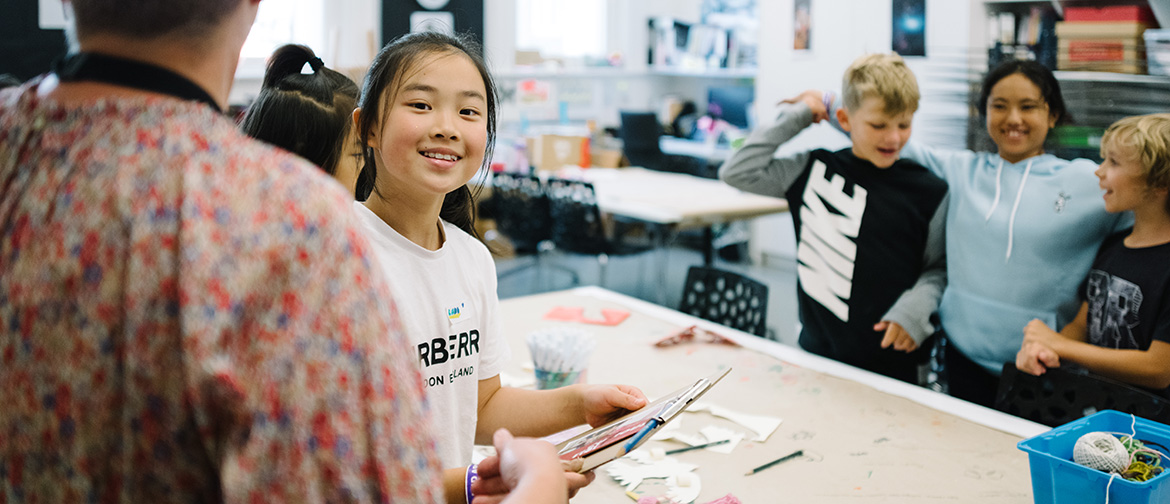 April School Holiday Programmes at the Gallery