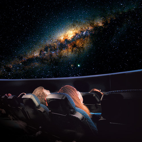 Stardome Observatory and Planetarium Image