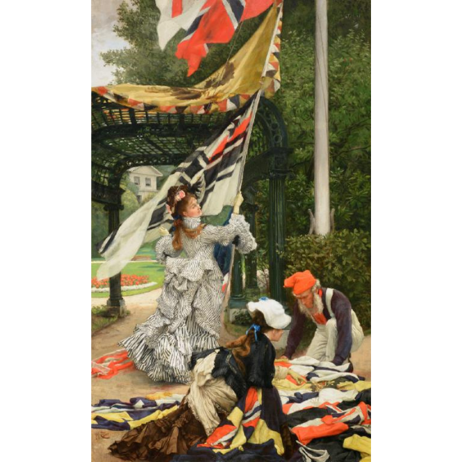 Curator's Talk: Mary Kisler — on James Tissot's Love of Fashion Image