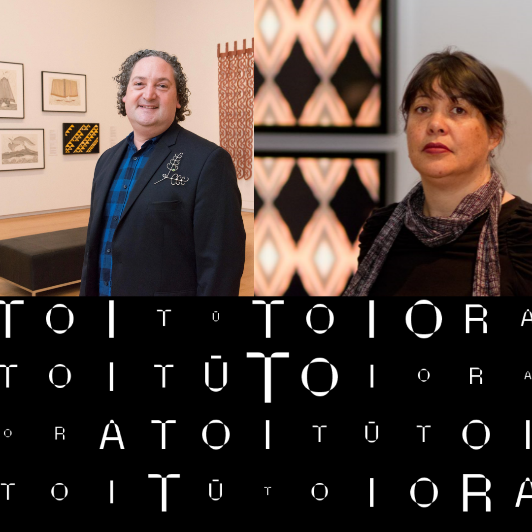 Toi Tū Toi Ora Opening Weekend: Curator to Curator