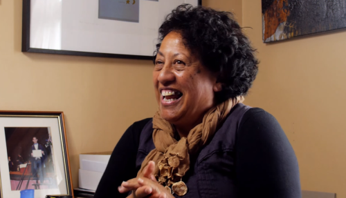 Five Māori Painters: Kura Te Waru Rewiri Image