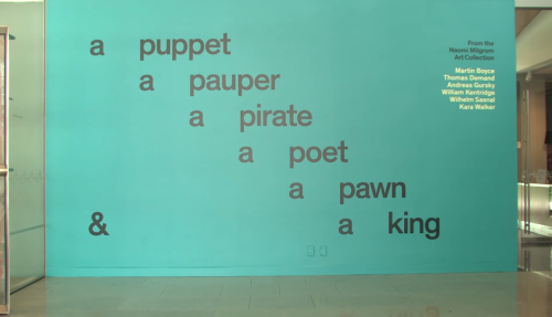 A Puppet, a Pauper, a Pirate, a Poet, a Pawn and a King Image