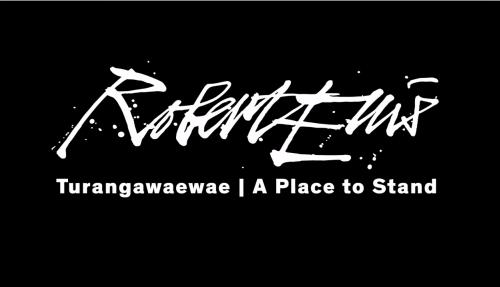 Robert Ellis: Turangawaewae | A Place to Stand Image