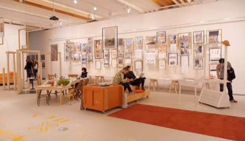 The 5th Auckland Triennial: The Lab Image