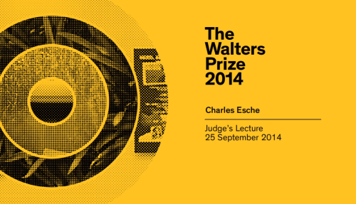 The Walters Prize 2014 Judges Lecture Image