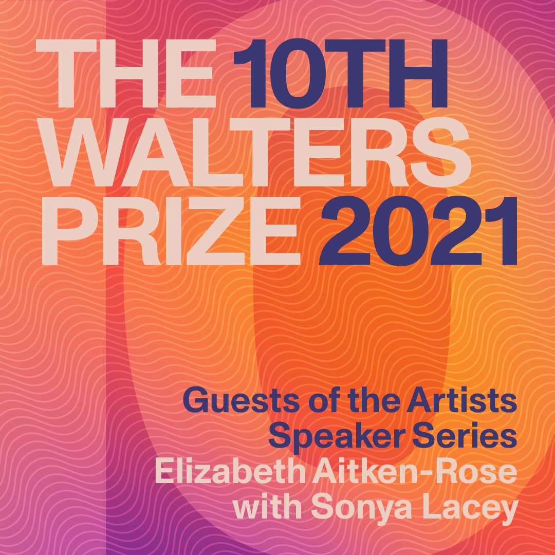 Guests of the Artists Speaker Series | Elizabeth Aitken-Rose with Sonya Lacey Image