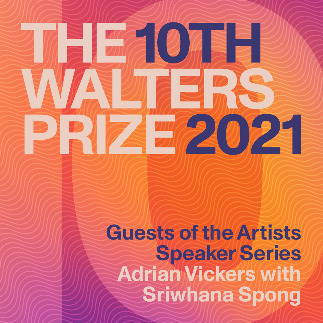Guests of the Artists Speaker Series | Adrian Vickers with Sriwhana Spong Image