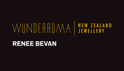 Wunderrūma: Interview with jeweller Renee Bevan Image
