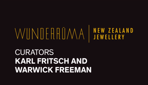 Wunderrūma: Interview with jewellers and co-curators Karl Fritsch and Warwick Freeman Image