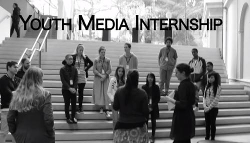 Youth Media Internship 2014: Mentors' video Image