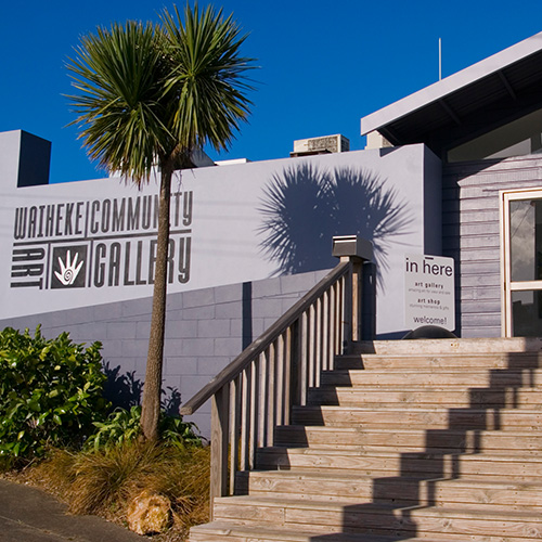 Waiheke Community Art Gallery Image