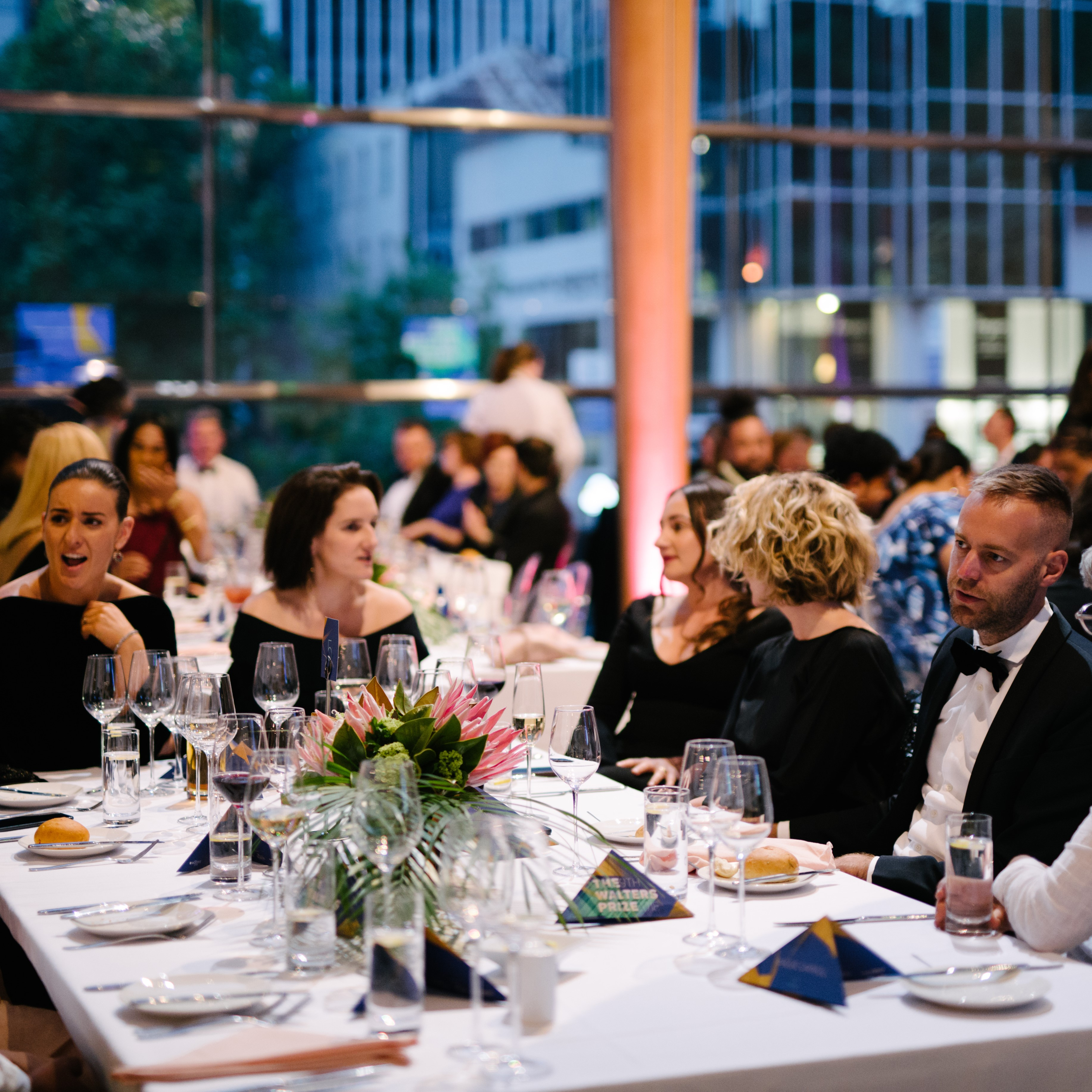 The 10th Walters Prize 2021 Dinner
