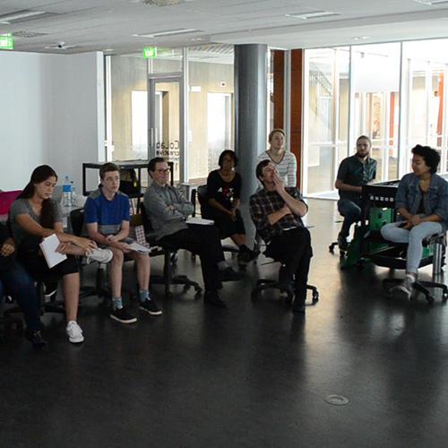 Youth Media Internship 2016: Day eight Image