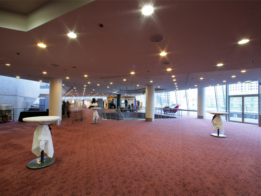 Aotea Centre - Air New Zealand Foyer
