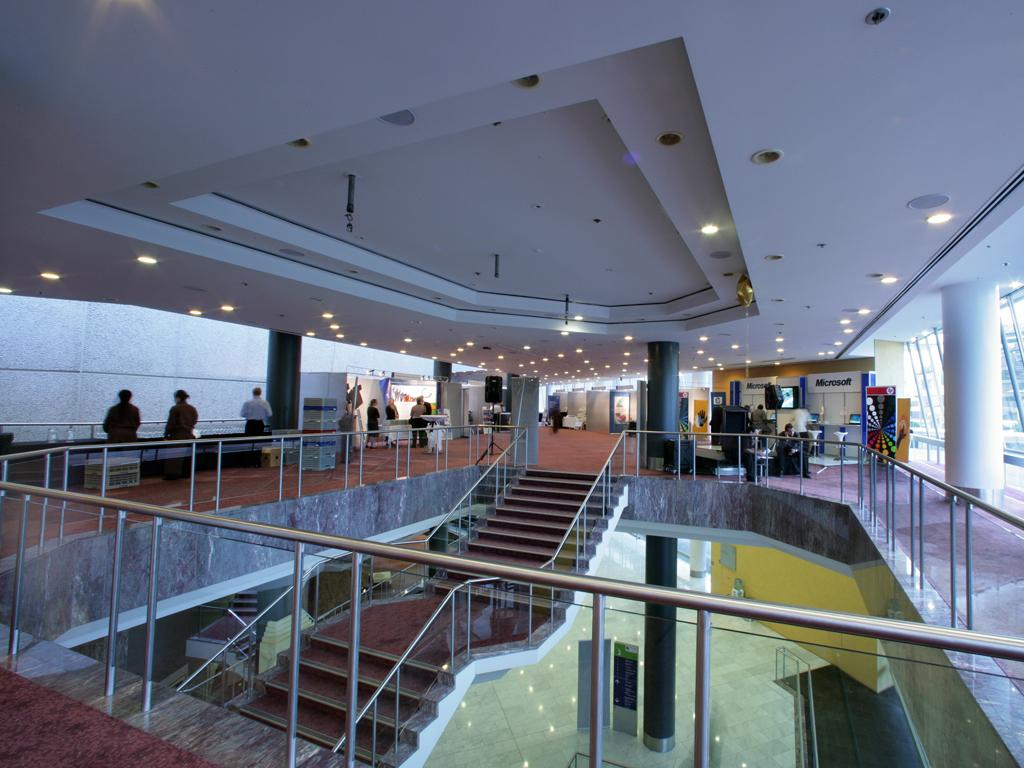 Aotea Centre - Air New Zealand Balcony Foyer