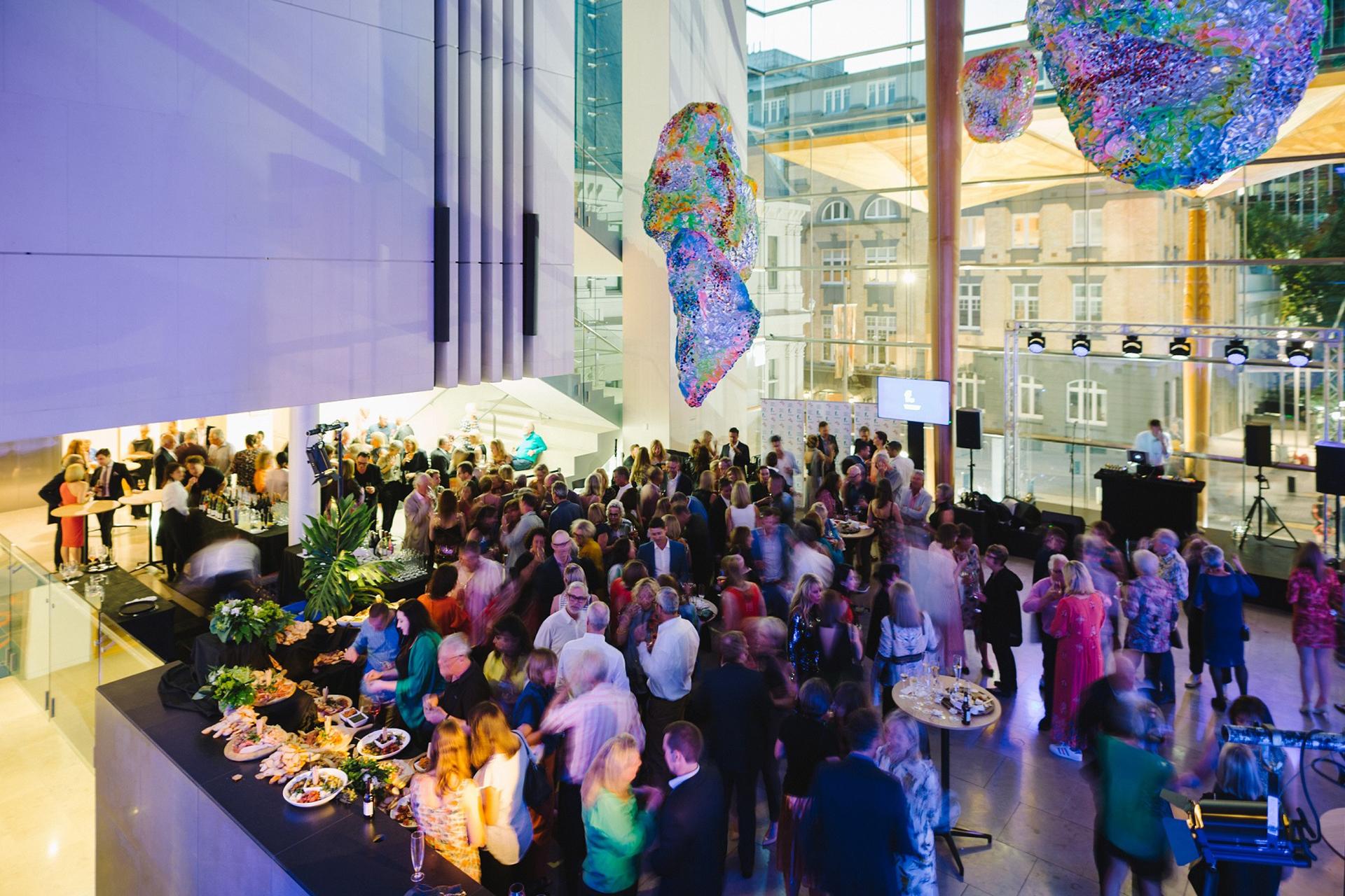 Art Gallery - North Atrium