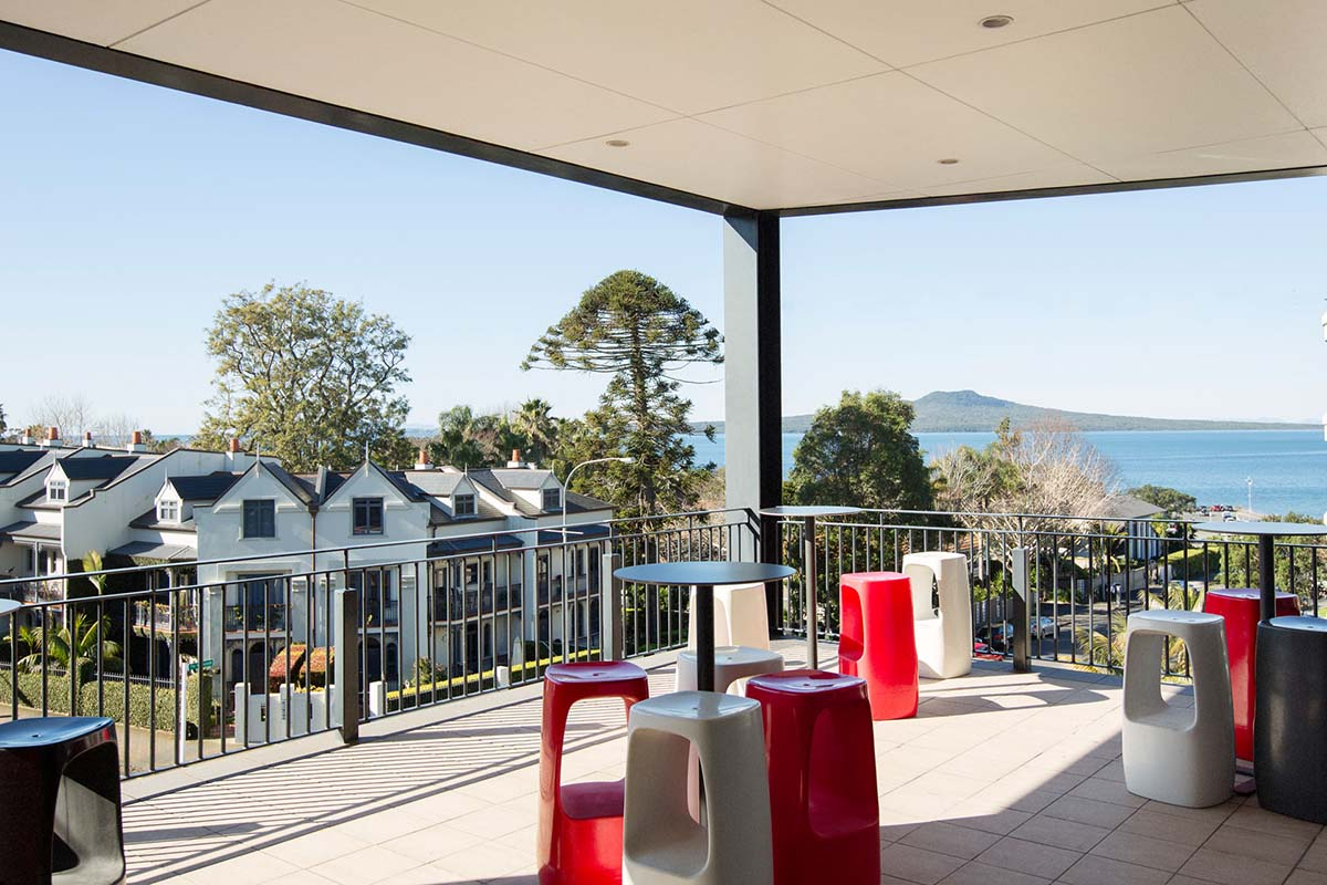 Bruce Mason Centre - Hauraki Gulf Room and Rangitoto Balcony