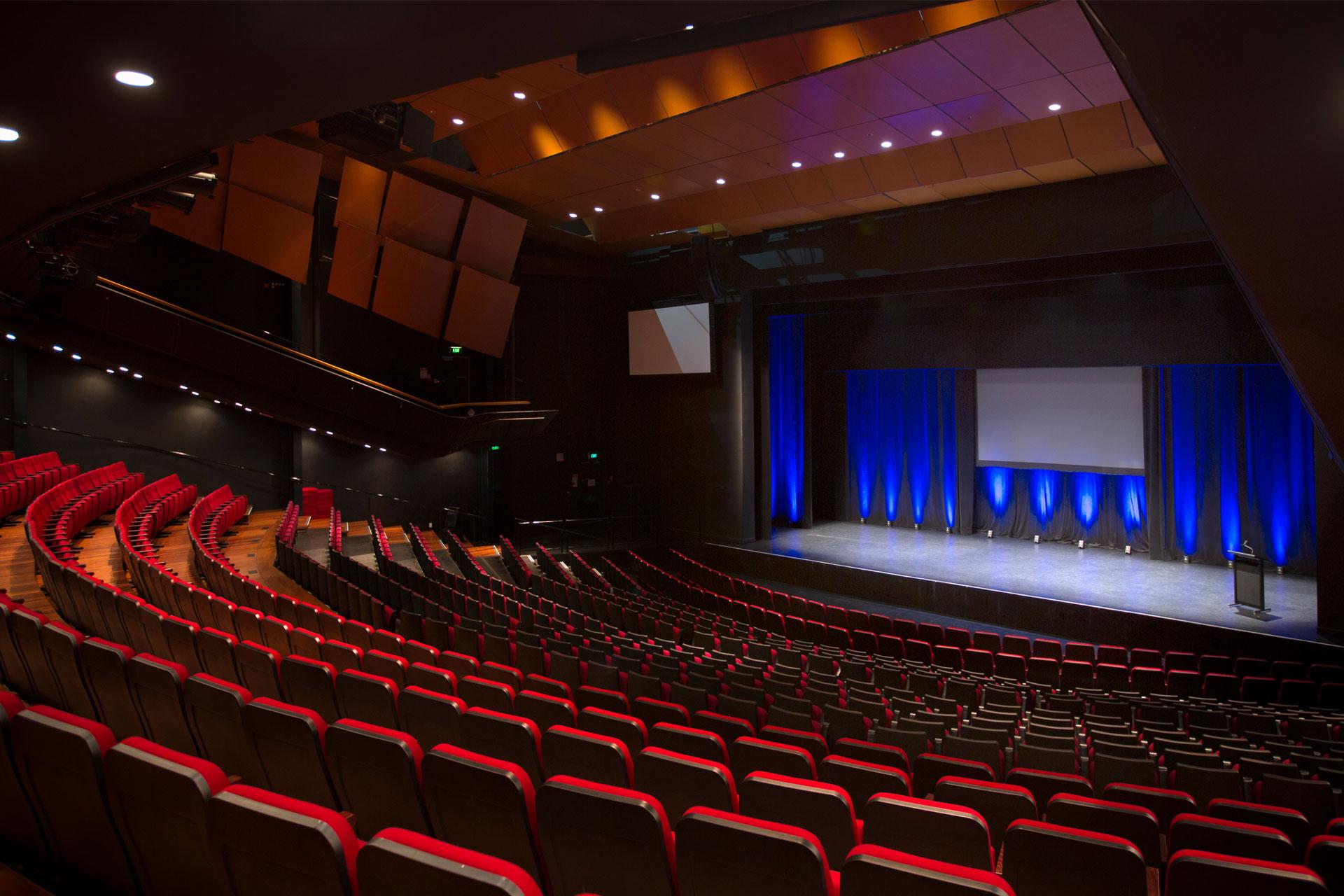 Bruce Mason Centre - Theatre