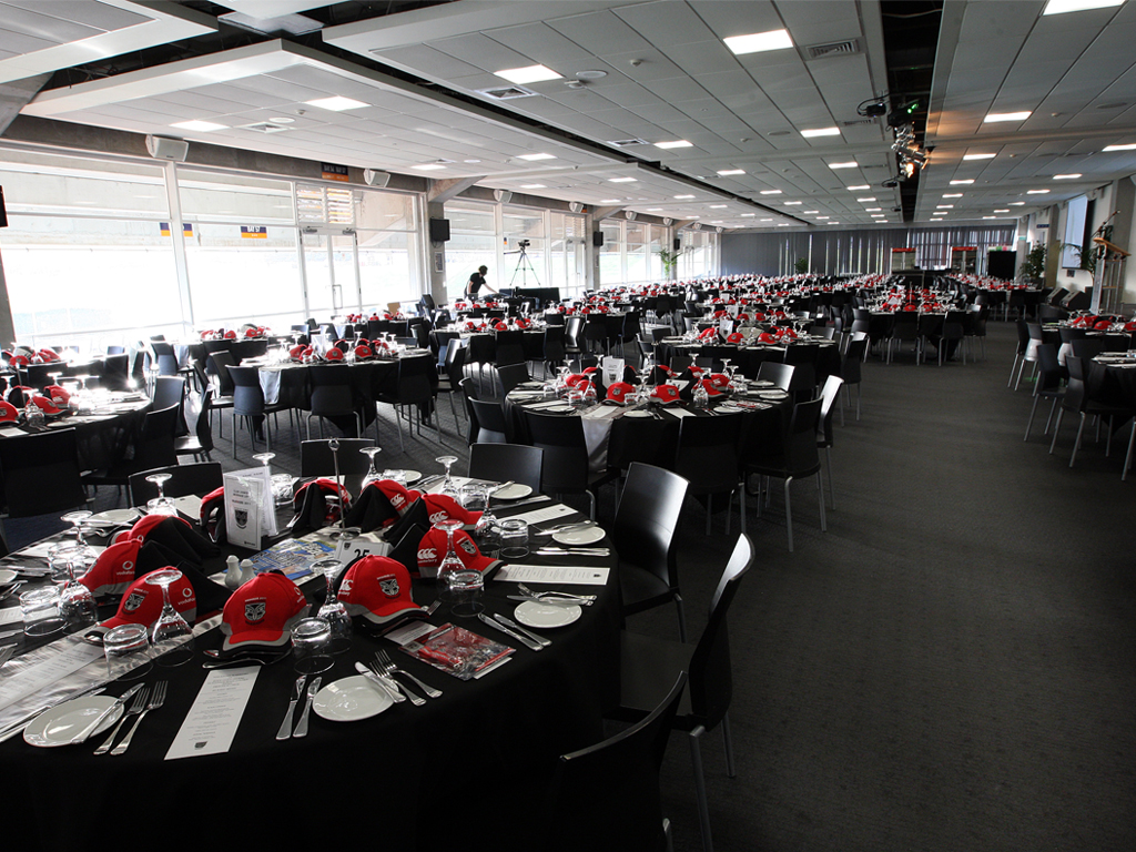 Mt Smart Stadium - East Lounge