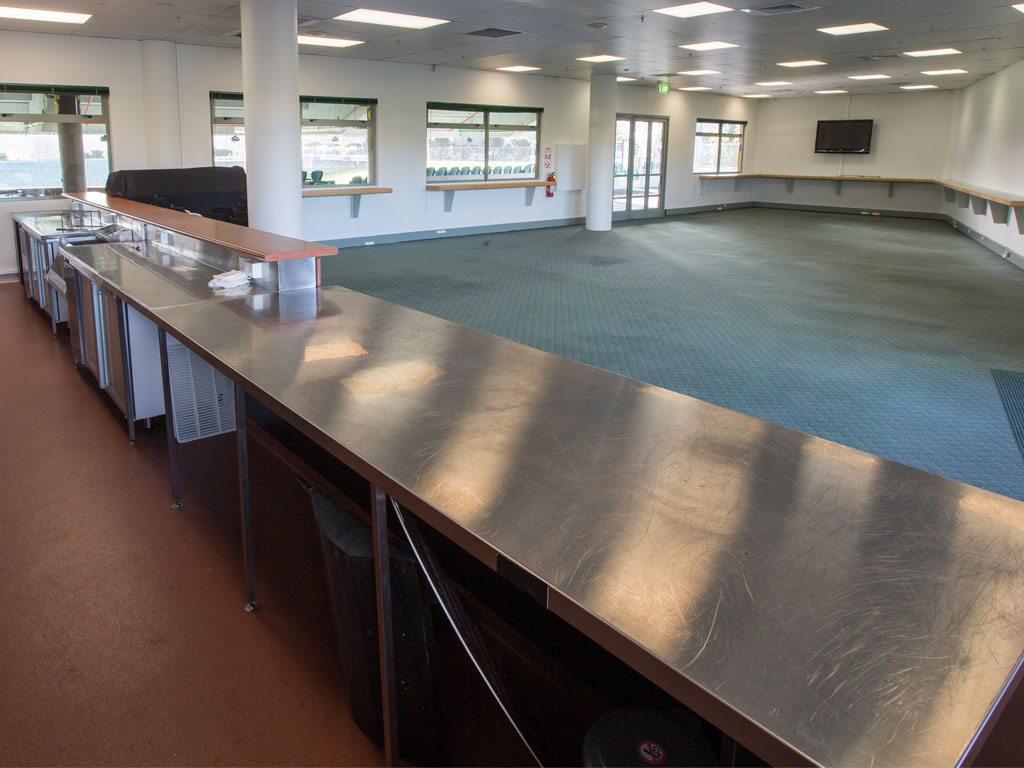 North Harbour Stadium - Concourse Lounge