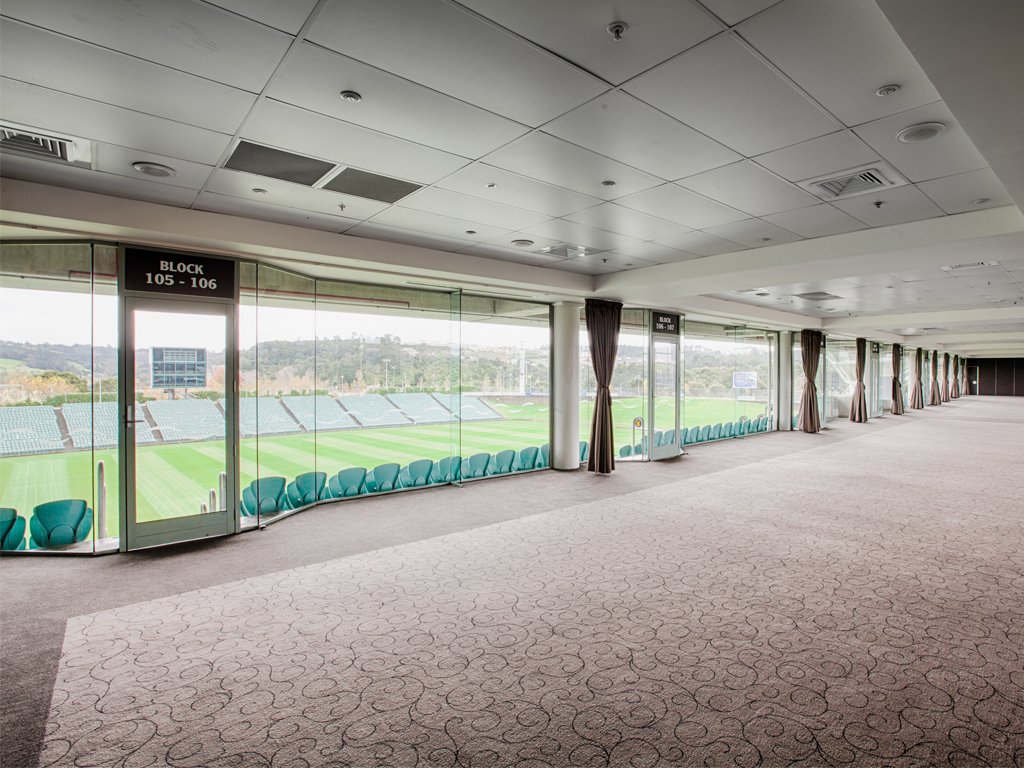 North Harbour Stadium - North Harbour Lounge