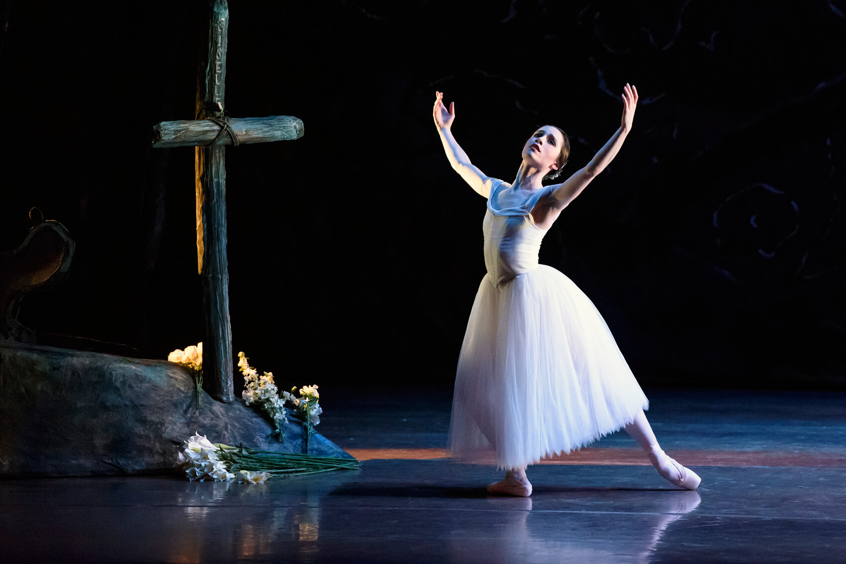 <p>The Royal New Zealand Ballet - Giselle</p>