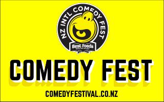 2021 NZ International Comedy Festival