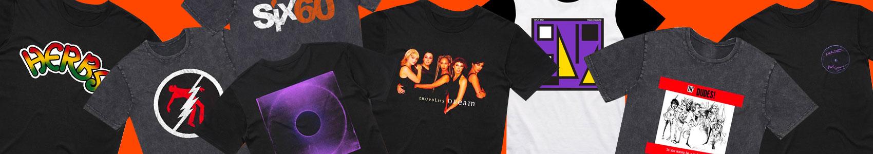 NZ Music T-Shirt Day