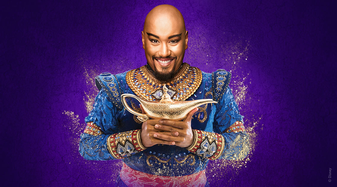 Disney's Aladdin - The Musical