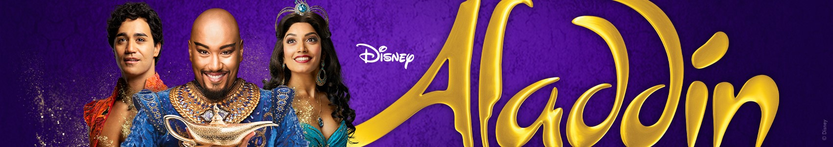 Know before you go: Disney's Aladdin The Musical