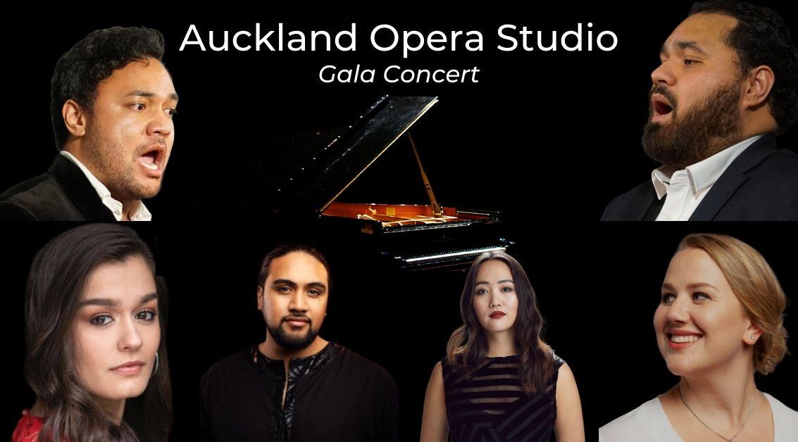 Auckland Opera Studio – Gala Concert